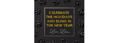 Celebrate the Holidays & Bling In The New Year with Love, Lisa Jewelry