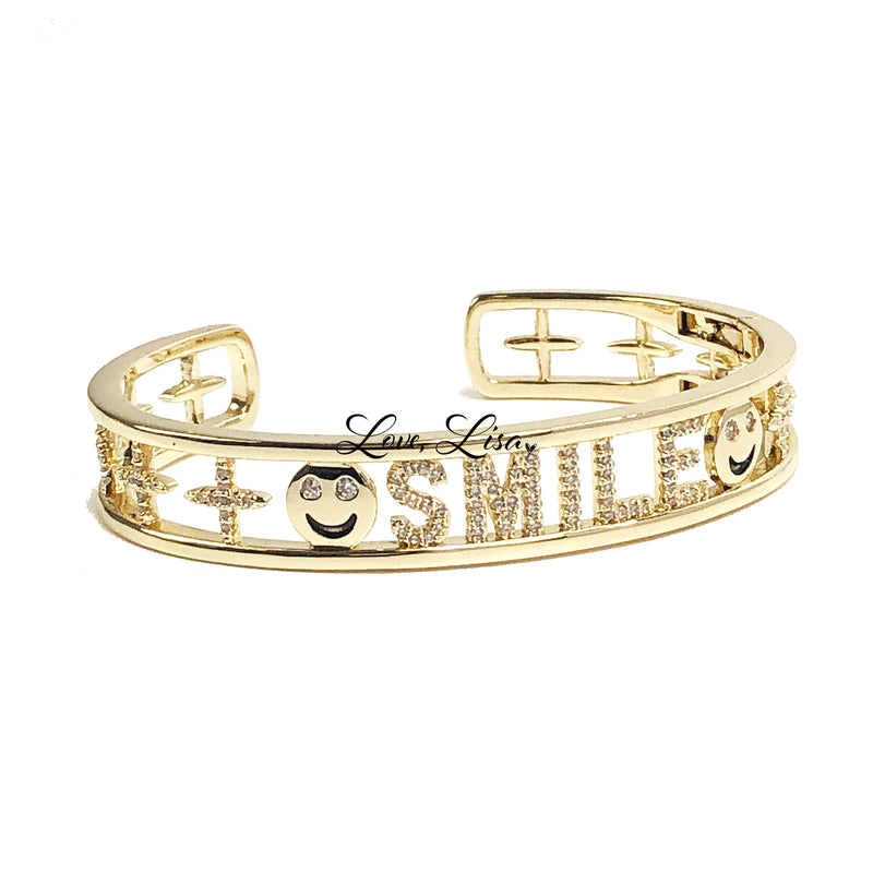 Fun & Flexible Bangle Bracelet