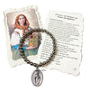 Settle Your Soul St. Dymphna Prayer Bracelet