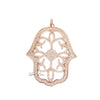 Heavenly Hamsa Charm