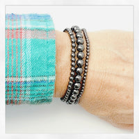 Build Your Own Stack Of Beaded Bracelets