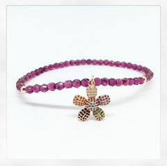 Little Flower Anklet