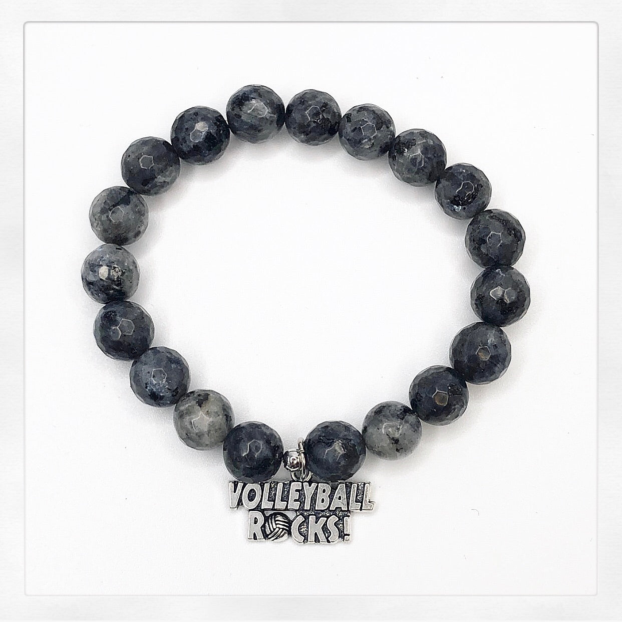 Volleyball Rocks Bracelet