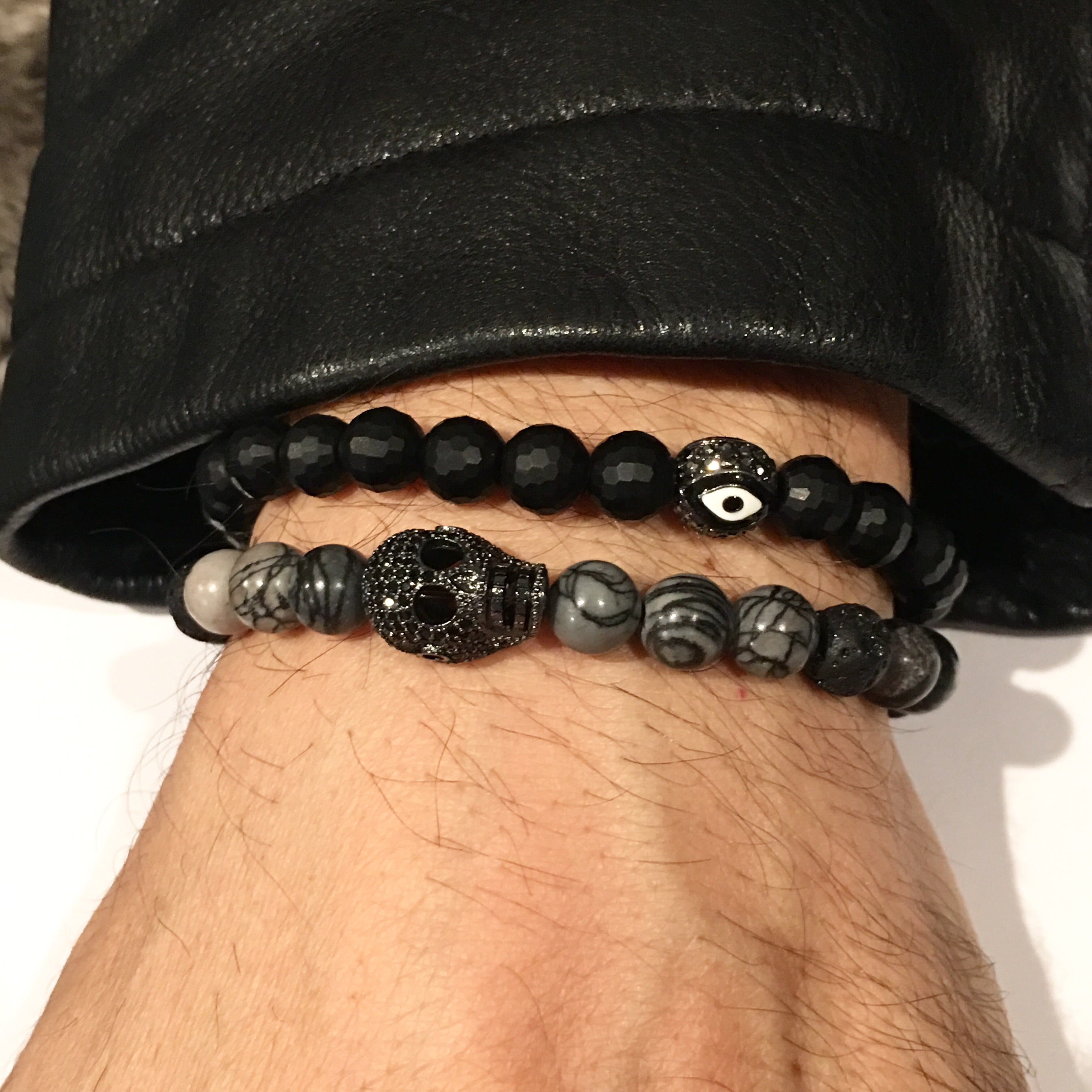 Men's Protection Bracelet