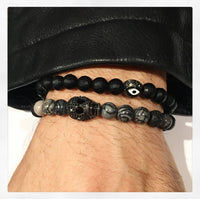 Tommy's Skull Lovers Bracelet