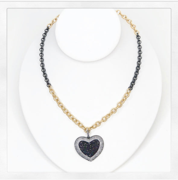 Lisa's Favorite Heart Necklace