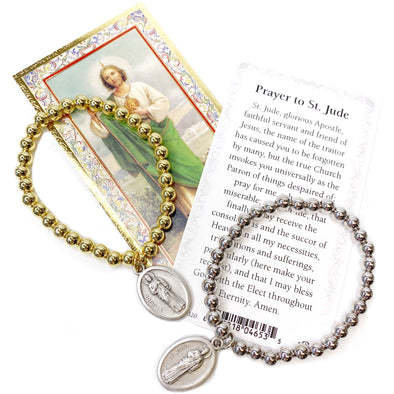 Patron St. Of Miracles St. Jude Bracelet