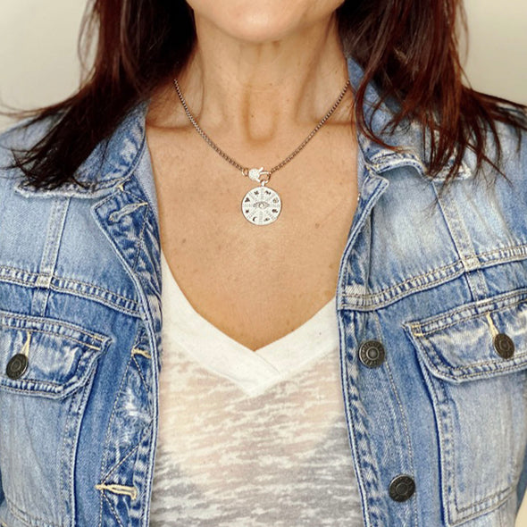 Lori's Lucky Lady Necklace