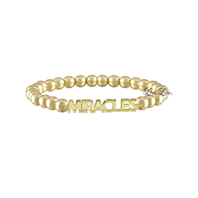 Karen's Powerful Miracles Bracelet