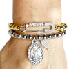 Mom's Love Around Your Wrist Bracelet