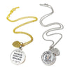 Saint Padre Pio Healing Love Necklace