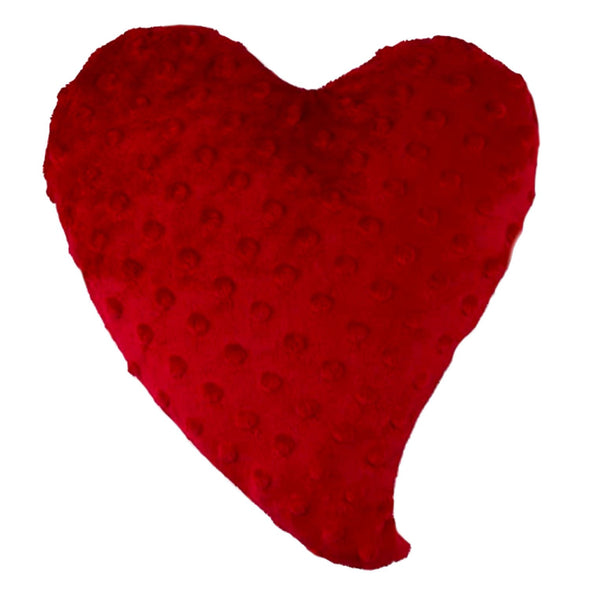 Love Lisa's Cozy Heart Pillow