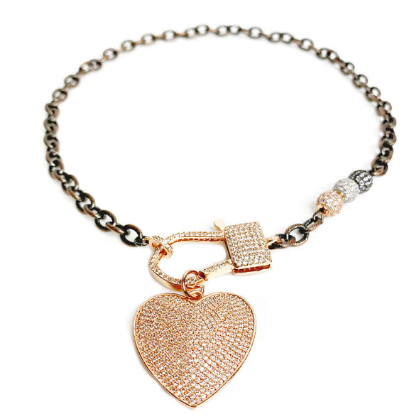 Lisa's All Time Favorite Heart Necklace