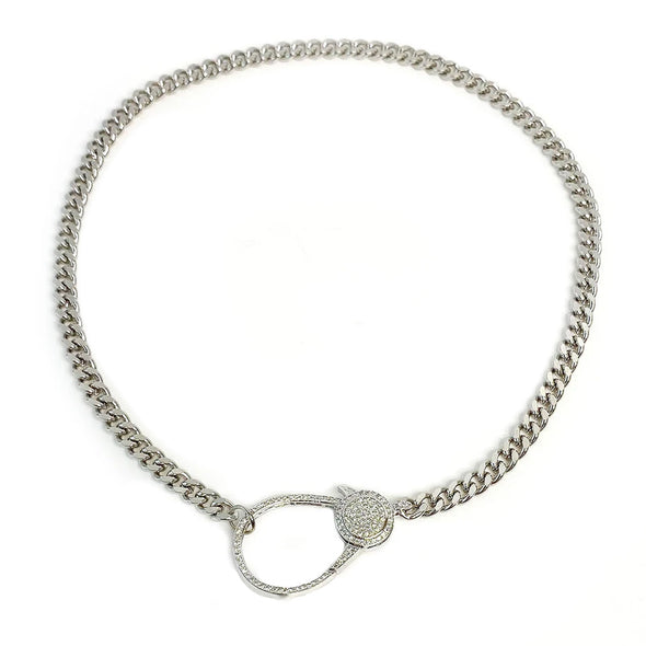 Toni's Trending Clasp Necklace