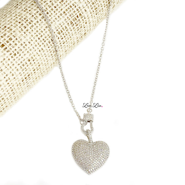 Rachel's Diamond Spectacular Necklace