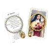 The Beautiful St. Therese Little Flower Bracelet