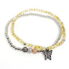 Beautiful Butterfly Ankle Bracelet Set