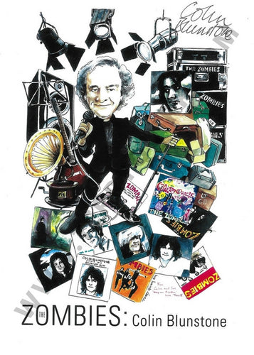 Portrait of Colin Blunstone