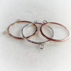 shapes with rings for jewelry making