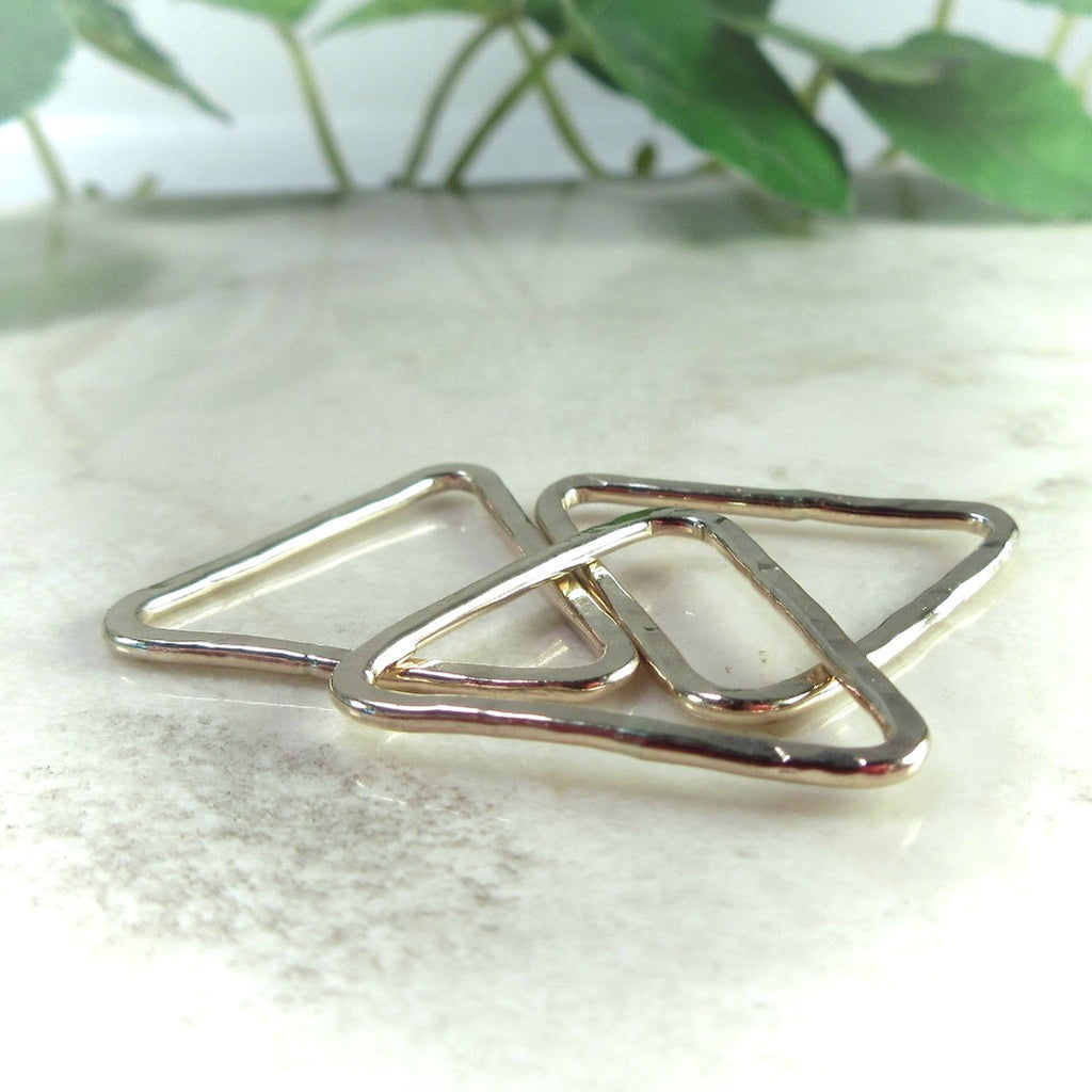 triangle for jewelry making