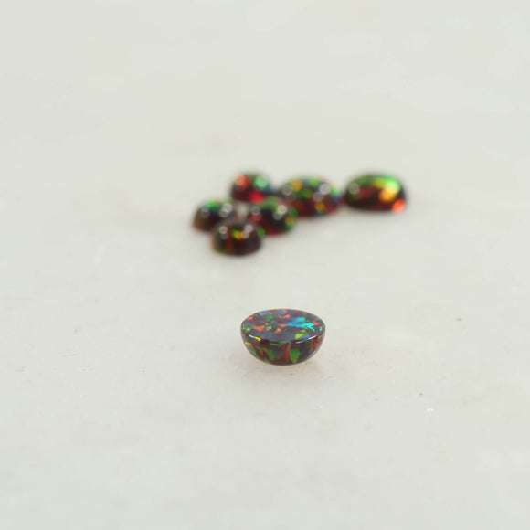 mms20 fire opal cabochons sizes