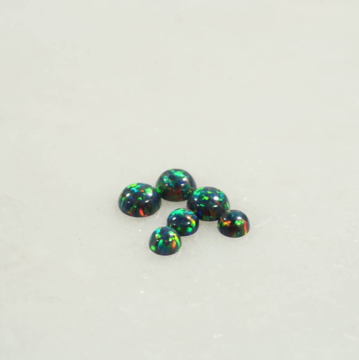 mms32 fire opal cabochon sizes