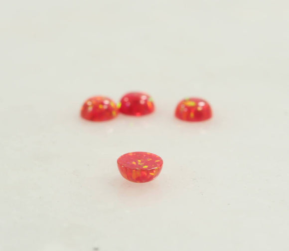 mms45 fire opal cabochon sizes