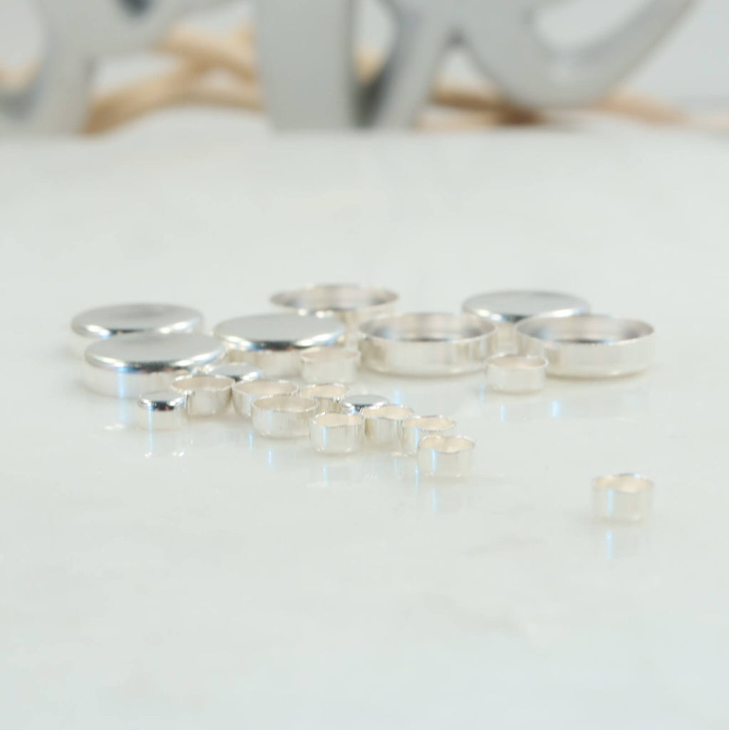 3mm 4mm 5mm bezel cups