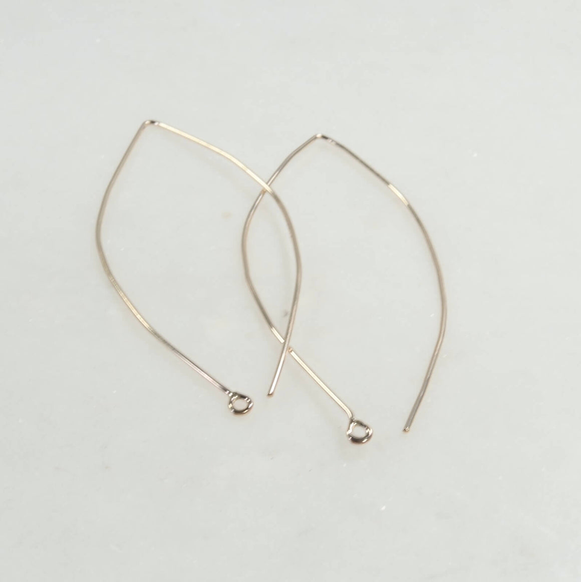 long marquis ear wires