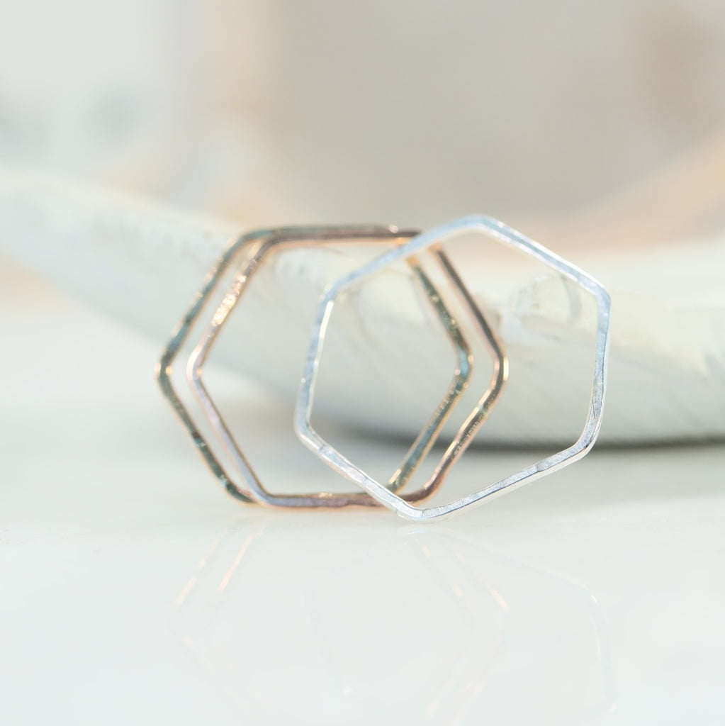 hexagon shapes 20mm