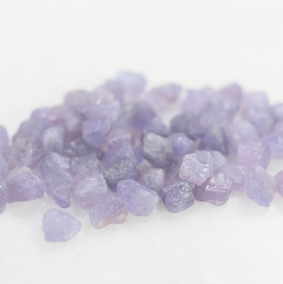 tanzanite 4-6mm raw gemstone