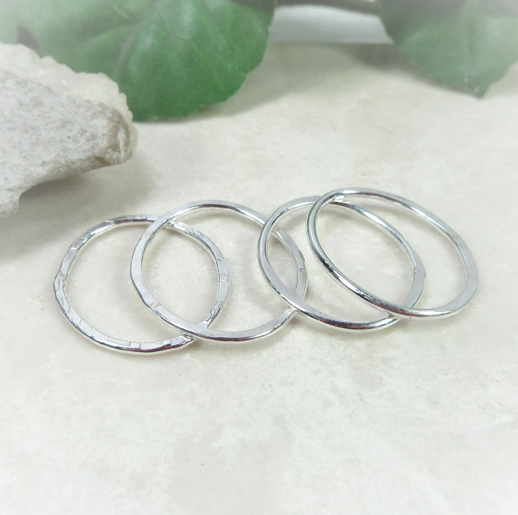 silver ovals for jewelry making