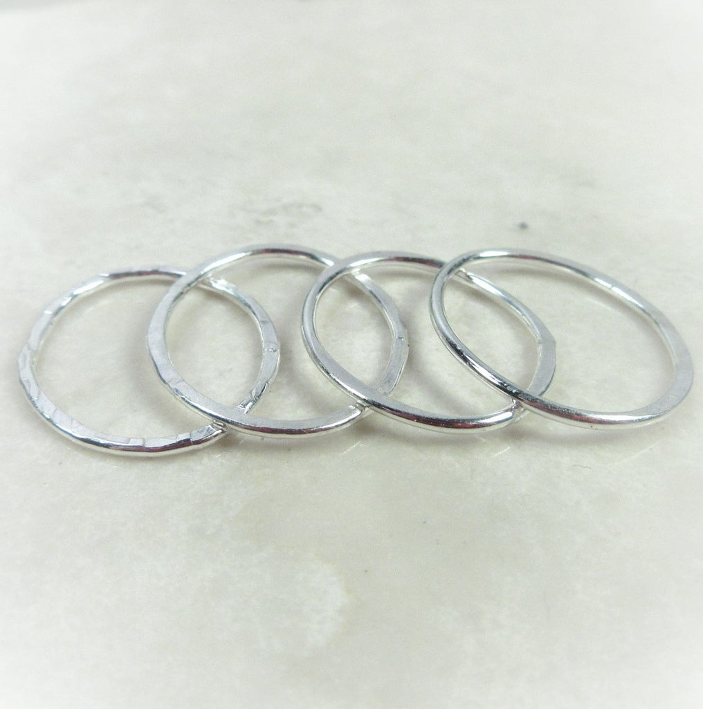 silver oval shapes for jewelry making