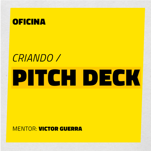 Criando Pitch Decks