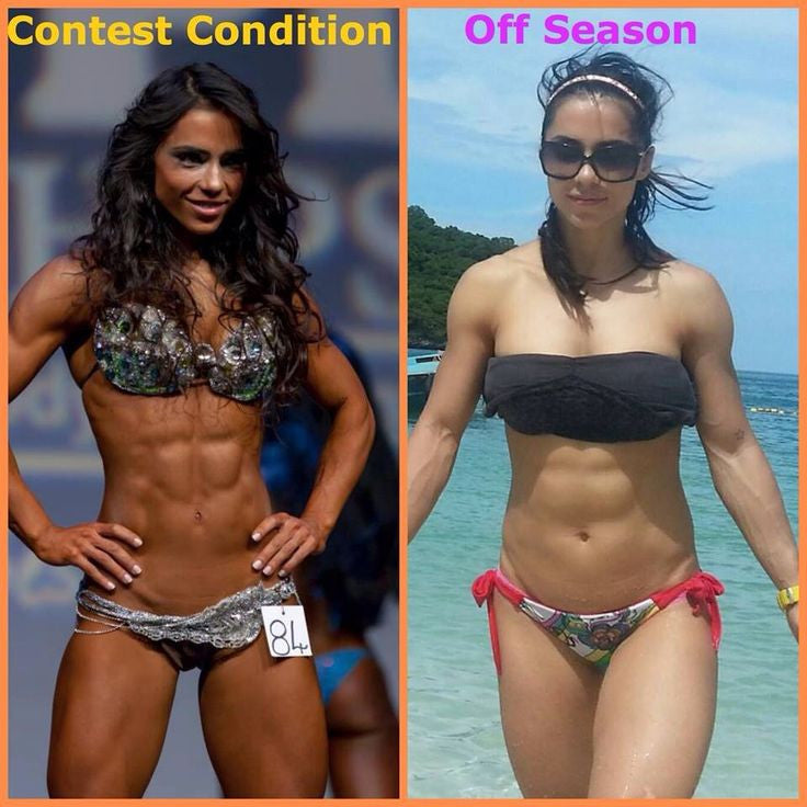 The Dilemma of Off-Season Weight Gain in Women Competitors