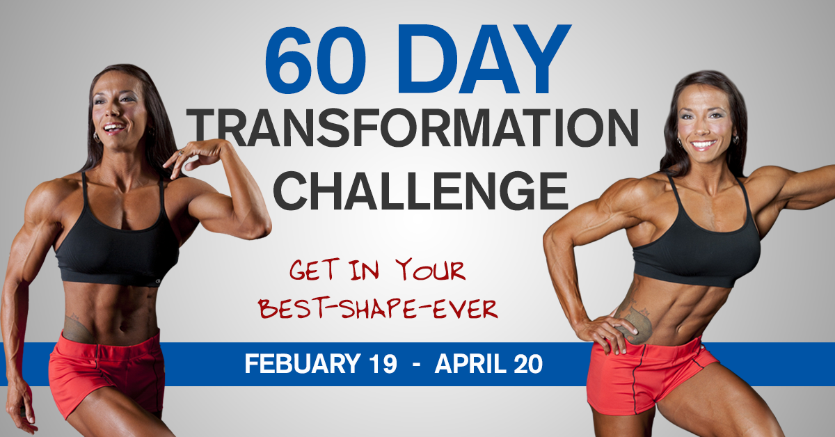 Hardbody's 60 Day Transformation CHALLENGE RULES