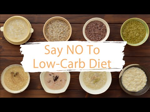 Carbohydrates And Losing Weight!