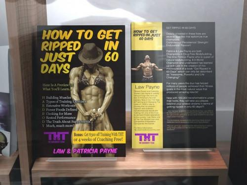 How to Get Ripped in Just 60 Days - hardbodynutritional.com