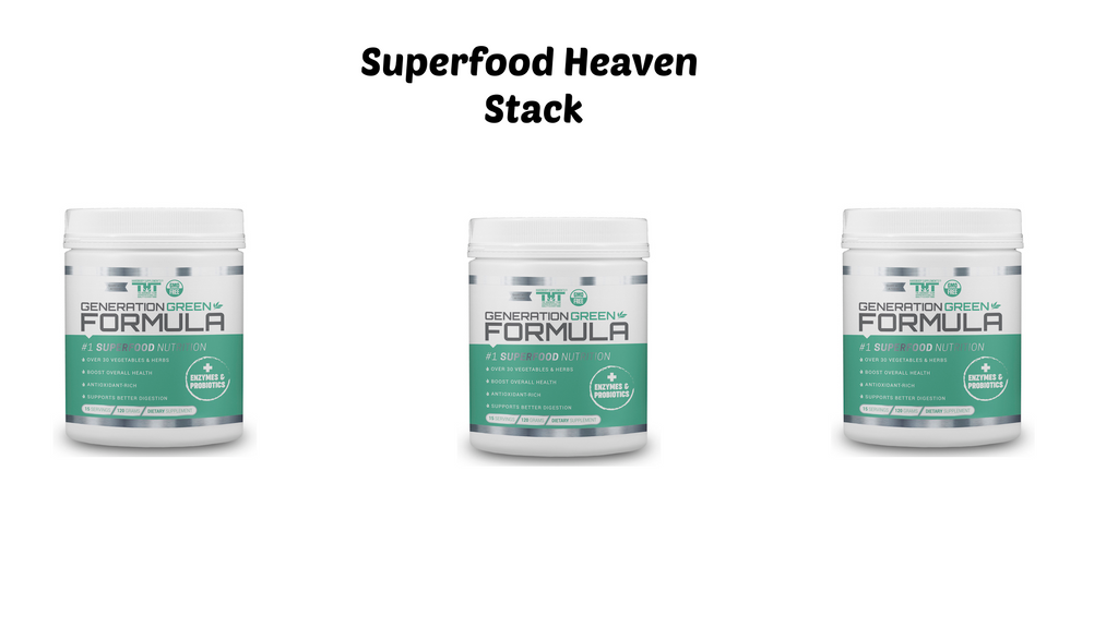 The of Superfood Heaven Stack (Original)