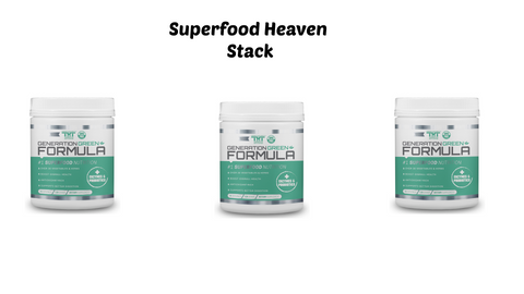 The of Superfood Heaven Stack (Original) - hardbodynutritional.com