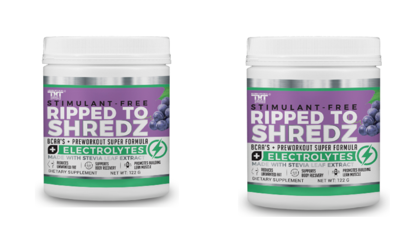 Ripped to Shredz Stack (Grape)