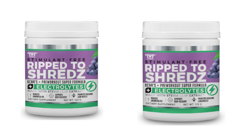 Ripped to Shredz Stack (Grape) - hardbodynutritional.com