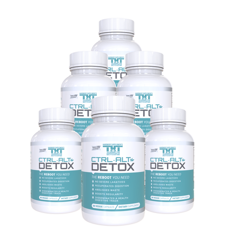 CTL-ALT-Detox (The Reboot)-The Most Effective Detox and Cleanse Product