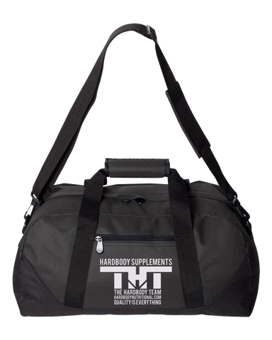 Custom Embroidered THT Duffle Gym Bags - hardbodynutritional.com