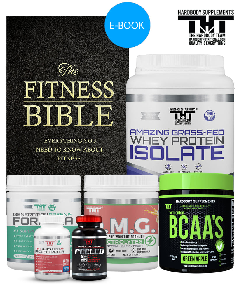 Superhuman Stack/Bundle (MOST POPULAR) - hardbodynutritional.com