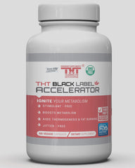 THT Black Label Shred Formula - hardbodynutritional.com
