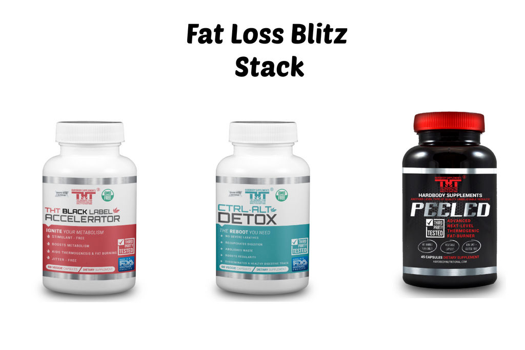 Fat Loss Blitz Stack