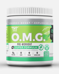 OMG Pre-Workout Drink for Energy,Pumps and Performance - hardbodynutritional.com