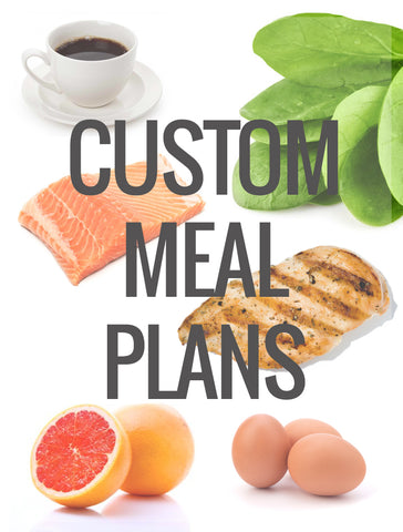 Would You Like Us To Design 100% Custom Meal Plans for you in the Challenge? 90% of the clients add this..