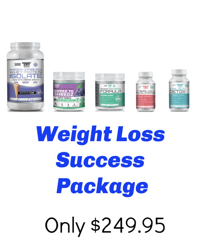 Weight Loss Success Package